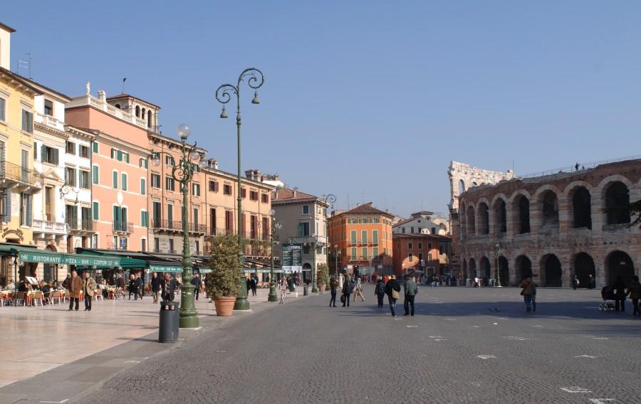 Vivere a Verona