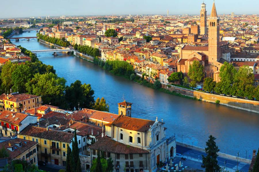 Scalo a Verona